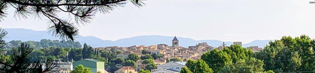 La Tour d'Aigues et son château renaissance
